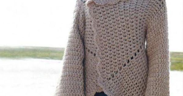 Crochet gold: The jacket! Crochet Jacket 2dayslook CrochetJacket sunayildirim lily25789 ramirez701 www.2dayslook.com