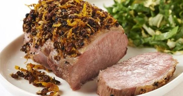 Duck breasts with a citrus Asian crust | Meat, Poultry & Game ...