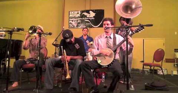 New Orleans Swamp Donkeys Traditional Jazz Band Bourbon Street Parade Jazz Band Bourbon Street Jazz