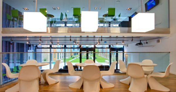 Grisdale Bar Lancaster University Refurbishment Scheme For One Of