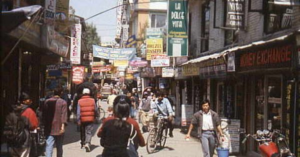 Thamel District Of Kathmandu Nepal Also Referred As The Tourist Ghetto Tons Of People Shops Interesting People Watchin Places Places Ive Been Nepal