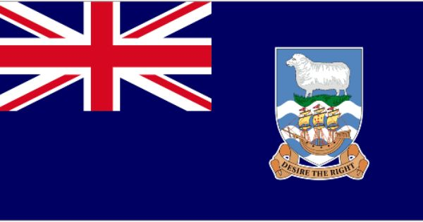 flag falkland islands