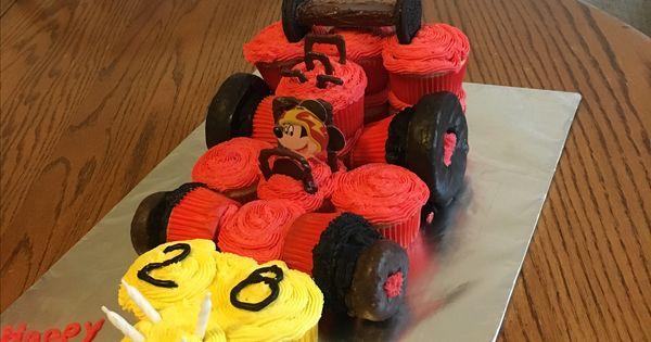 Cupcake Ideas For Birthday Cake