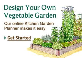 You can drag and drop veggies into your planting plan, good ...