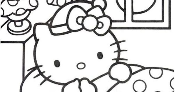 simple snowman coloring page