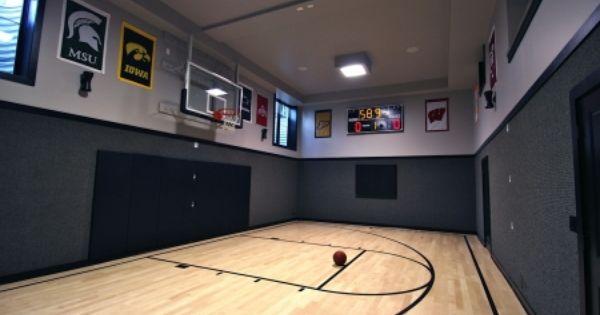 Portfolio Of Homes Oakley Home Builders Home Basketball Court Home Gym Flooring Home Gym Design