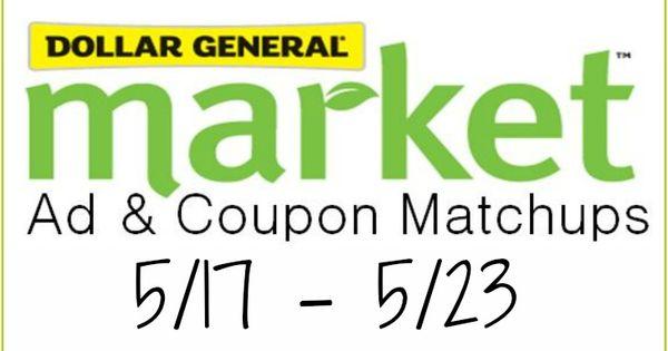 Dollar general coupon matchups 6 30