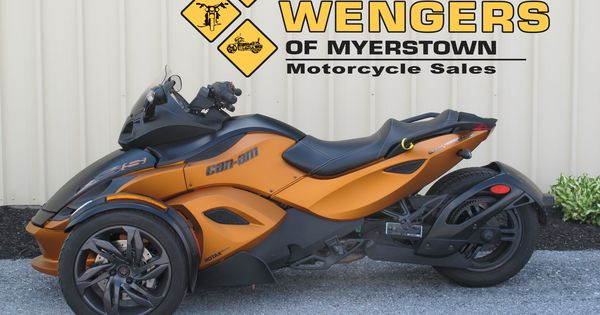 Wengers Of Myerstown >> Can Am Spyder RS-S SE5 Motorcycles for sale at Wengers of Myerstown | Bikes for Sale | Pinterest ...
