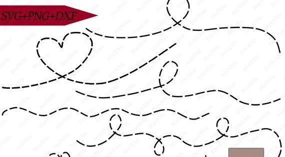 Dotted Line Svg Dotted Line Doodles Set Png Svg Dxf Digital Download Dotted Line Clipart Dashed Line Svg Doodle Line Svg Download Line Doodles Doodles Line Clipart