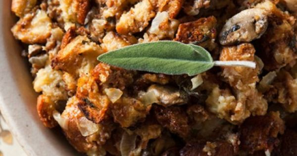 Sausages, Mushrooms and Stuffing on Pinterest