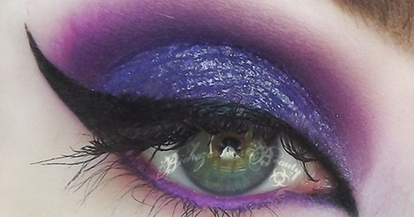Love You With Poison - witch eyes for Halloween. This would be