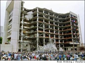 Twenty Years Later Facts About The Okc Bombing That Go Unreported Oklahoma City Bombing This Or That Questions Lest We Forget
