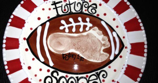 Football Craft Ideas Pinterest
