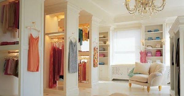 dream closet walkin closet