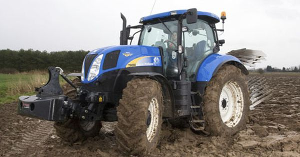 Tested New Holland T6090 New Holland Tractors New Holland Tractor