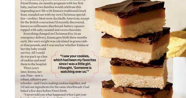 Millionaire shortbread bars - AARP The Magazine - December 2011 ...