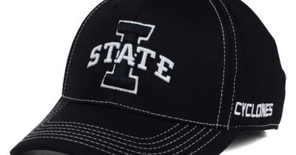 Top Of The World Ncaa Dynamic Stretch Cap Hats Iowa State