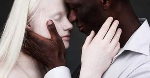 لماذا بعض البشر اسود الون والبعض الاخر ابيض الون اعرف السبب Couple Photography Black And White Photography Black And White Dating