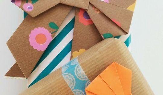 emballage cadeau original 23 id es copier cadeaux originaux papier cadeau et inspiration. Black Bedroom Furniture Sets. Home Design Ideas