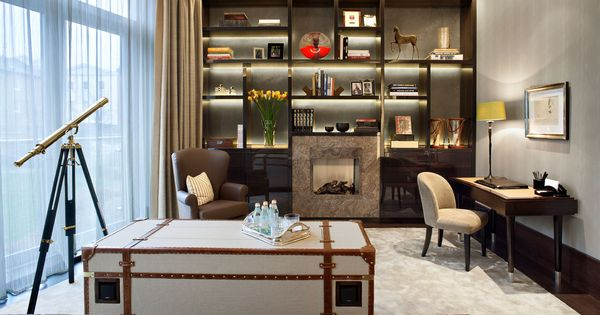 Contemporary interior design shh are architects and for Interior designers based in london