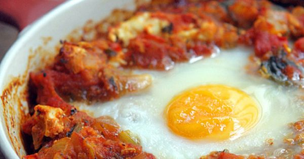 Shakshuka recipes, David and Tomatoes on Pinterest