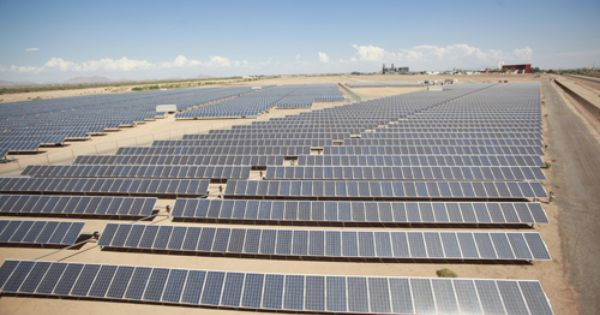 Pepsicp Installed Two Solar Fields Of Single Axis Tracking Photovoltaic Pv Systems With More Than 18 000 Solar Pa Solar Power System Solar Power Photovoltaic