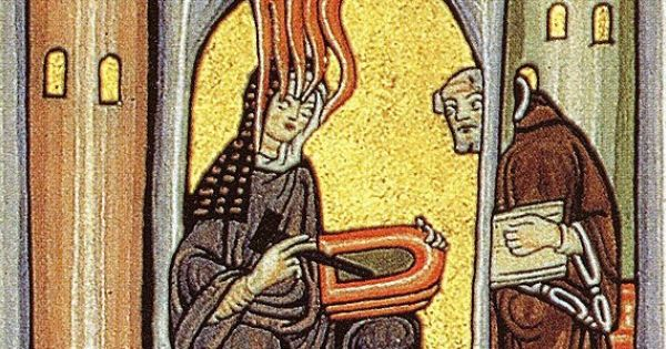 Hildegard bingen book essays