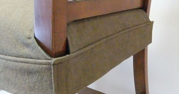 Seat Cover For Dining Chair Clean Simple Wrap Around