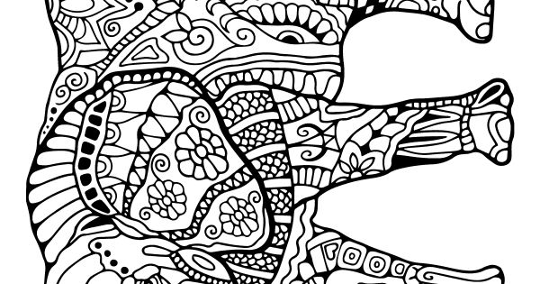Awesome Animals A Stress Management Coloring Book For Adults Penny