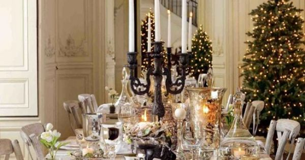 Victorian christmas table setting this golden table for Edwardian table setting
