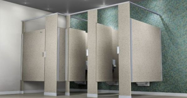 Gravel Commercial Bathroom Partitions Tb Restrooms Pinterest Commercial Bathroom Stall