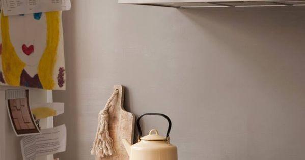 Kies voor kleur ook in de keuken heel goed mogelijk met histor reinigbaar verf kleuren - Kies kleur ruimte ...