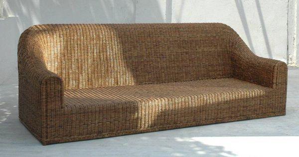 Outdoor Sofa Furniture Sofas Chaises Pinterest