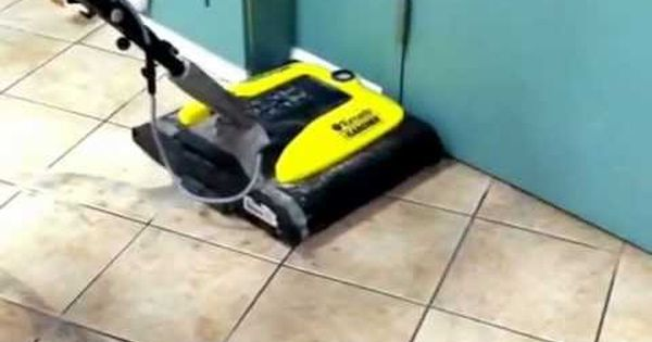 How To Clean Grout In Tile Floors Grout Cleaning Machine Commercial Tile Floor Grout
