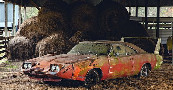 1969 Dodge Daytona Barn Find Http Barnfinds Com 1969