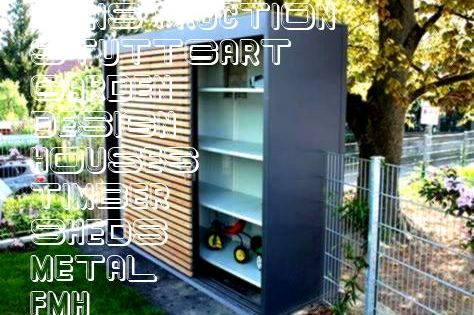 Construction Stuttgart Garden Design Houses Timber Sheds Metal Fmh Andfmh Garden Sheds Design Garden Houses Fmh Metal Construct Locker Storage Home Decor Decor