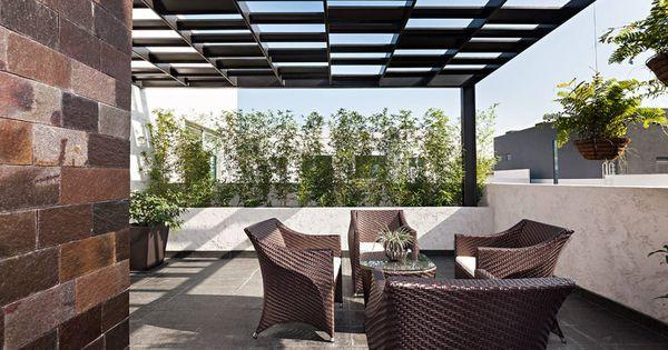 Pisos para exteriores 10 ideas para patios y terrazas for Ideas para terrazas exteriores