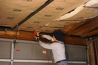 How To Install Kraft Faced Fibergl Insulation In A Garage
