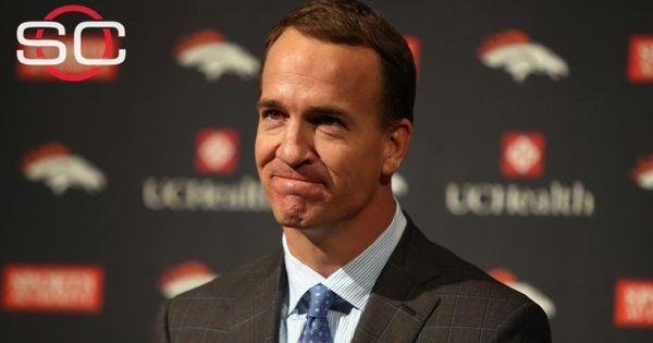 Manning Fights Back Tears I Revere Football Peyton Manning Manning Peyton