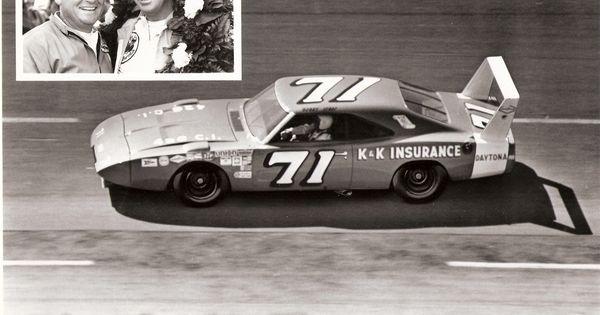 Harry Hyde, Bobby Isaac, & the K&K Insurance Dodge. 1970 ...