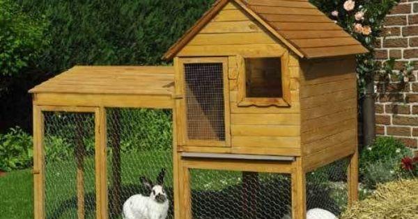 hasenstall auslauf freilauf hasen stall kaninchen haus. Black Bedroom Furniture Sets. Home Design Ideas