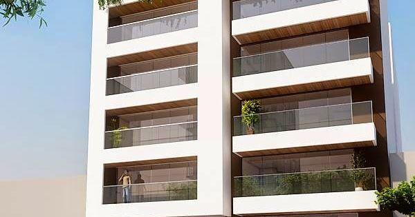 Fachadas de edificios de departamentos apartment for Fachadas de apartamentos modernos