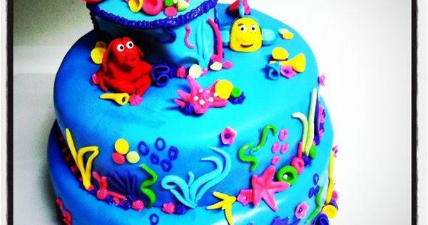 Auroras Birthday-- Cake Idea! She has been obsessed with the little mermaid