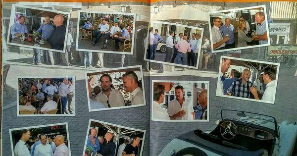 Twee Pagina S Met Mijn Foto S In Aftersales Magazine Zojuist Verschenen Foto S En Foto