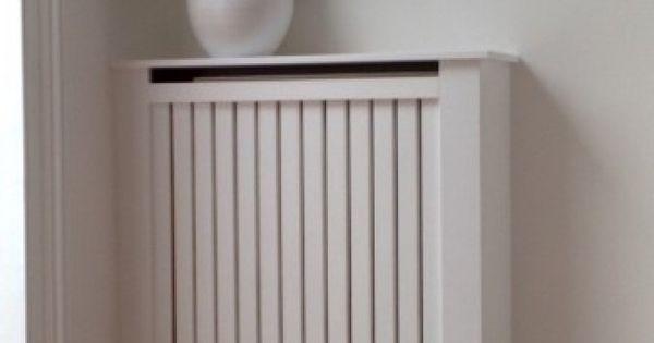 Radiatorkast Voor De Hal Inrichting Pinterest