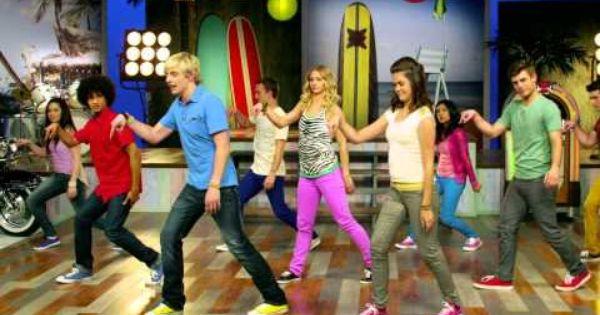 dance along surfs up teen beach movie disney channel