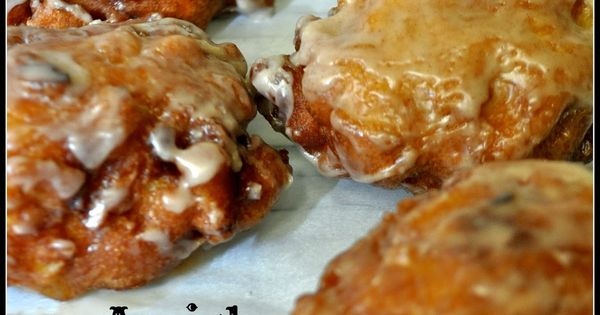 The Grateful Girl Cooks!: Amish Apple Fritters...EASY tutorial on how to make