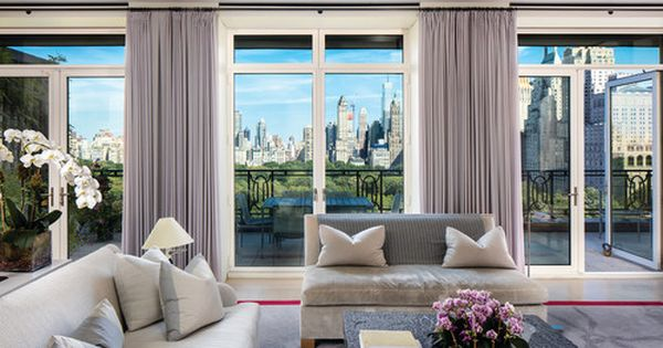Central Park West Penthouse