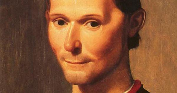 Niccolò Machiavelli - Essay