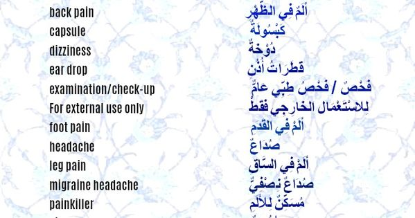 Learning Arabic Msa Fabiennem